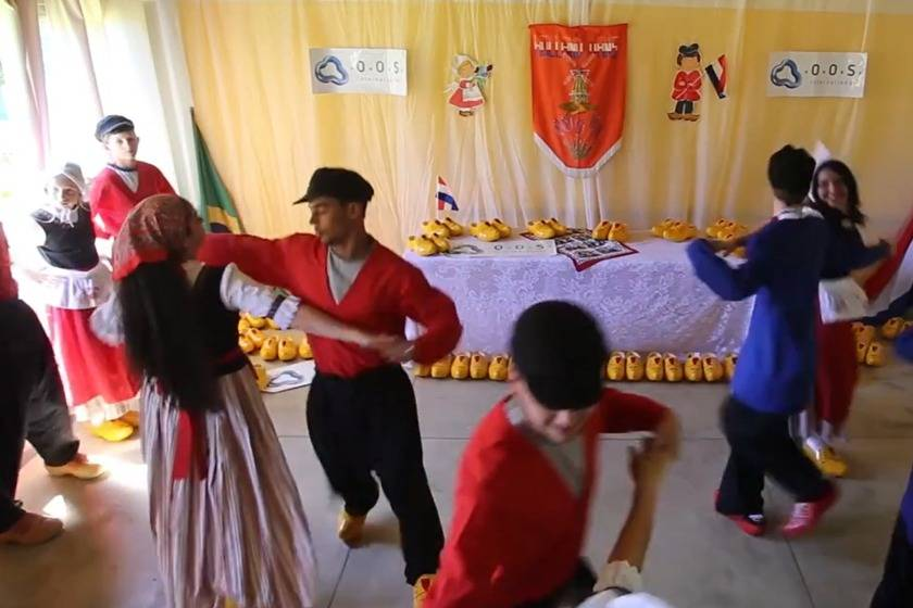 2014 – Cultural exchange project Brazil and the Netherlands