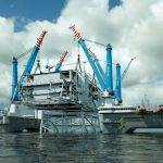 Quantum Leap within the Offshore & Heavy Lift Industry