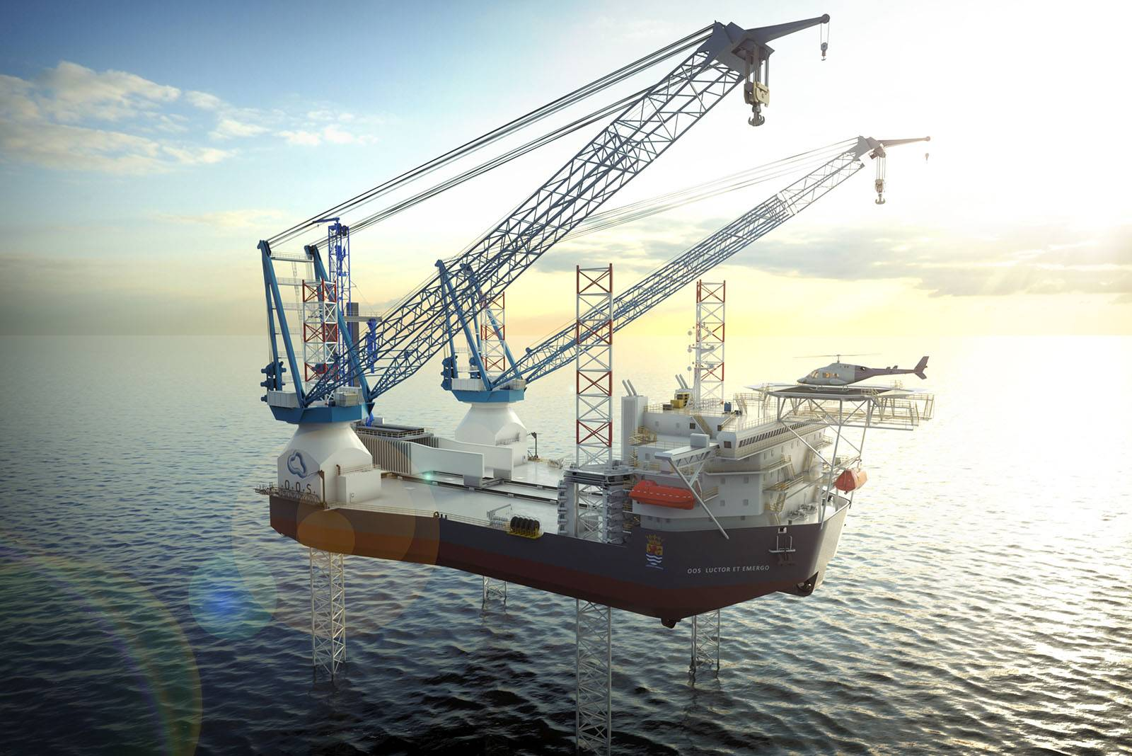 Next generation: The world's most comprehensive offshore solution for OOS International