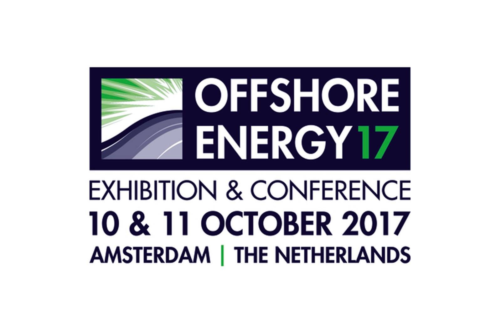 Thank you for visiting our stand at Offshore Energy 2017