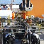 Read more about the article OOS Gretha placed a 120 ton accommodation module