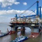 SSCV OOS Serooskerke sea trial