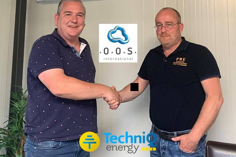 Techniq Energy   OOS International